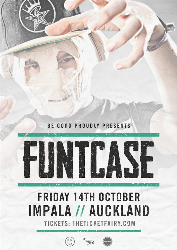 FUNTCASE (Circus Records / UK) - Auckland