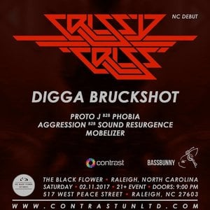 Bassbunny Presents: Frequency w/ Crissy Criss + Digga Bruckshot