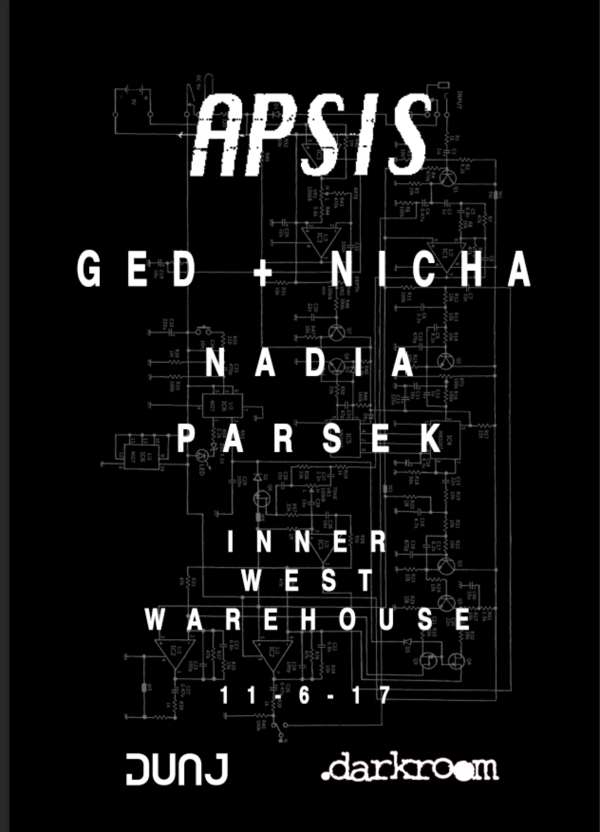 APSIS - Hodge Afterparty