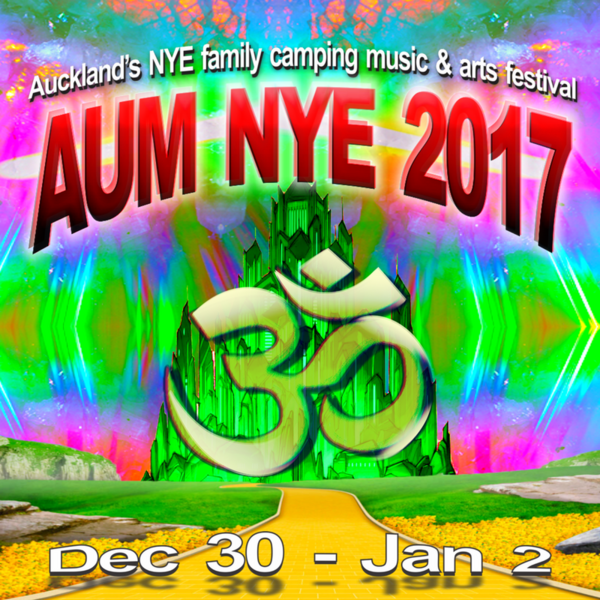 Aum New Year's Eve Festival 2017/18