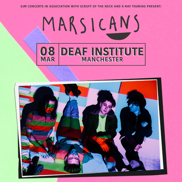 Marsicans: Manchester, 8 March 2018