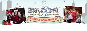Snow Day Bar Crawl - Washington DC