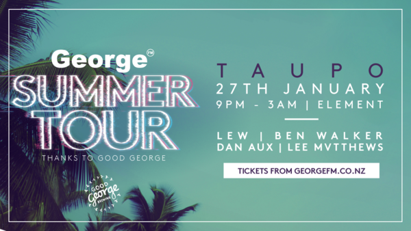 Samsung & George FM Summer Tour: Taupo