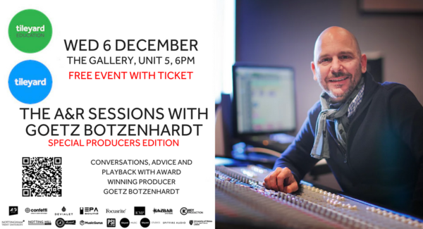 The A&R Sessions with Goetz Botzenhardt