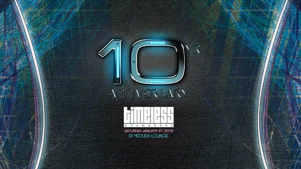 Timeless Dnb 10 Year Anniversary feat. Original Sin (Ram Records)