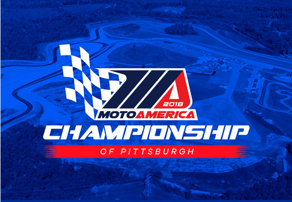 2018 MotoAmerica: Championship of Pittsburgh