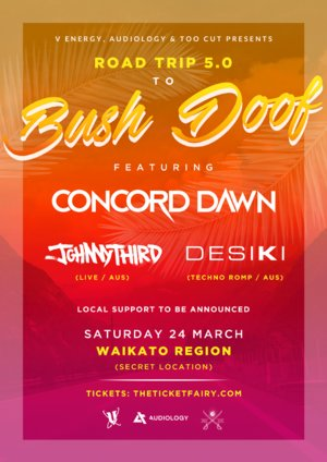 BUSH DOOF 5.0 ft. Concord Dawn & more