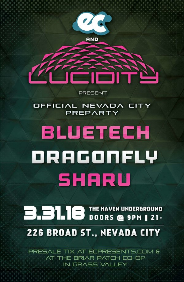 Bluetech Lucidity Preparty