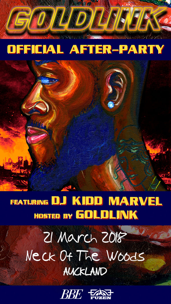 GOLDLINK OFFICIAL AFTER PARTY ft DJ KIDD MARVEL
