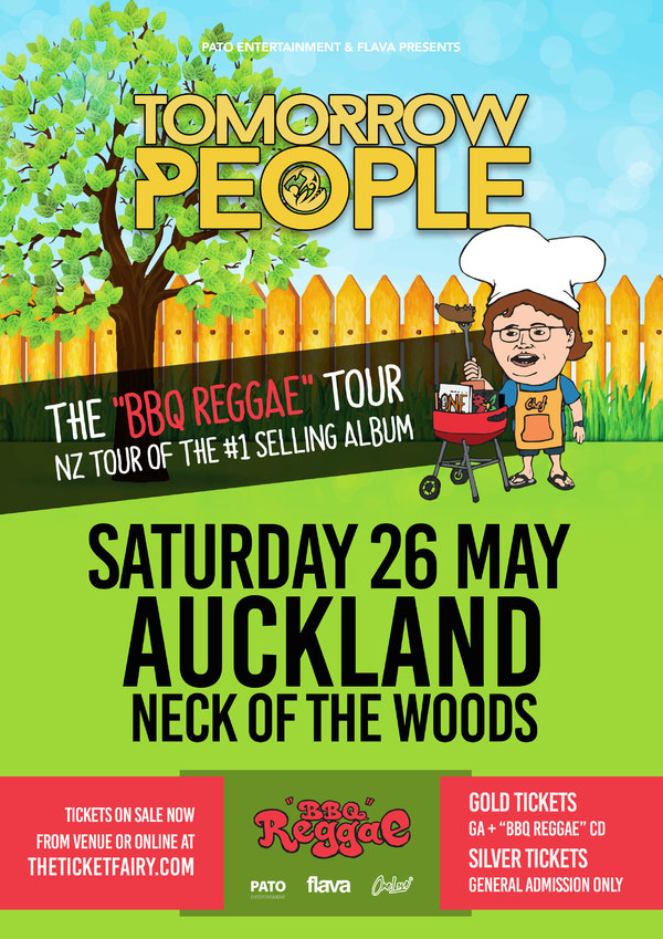 Tomorrow People - AUCKLAND