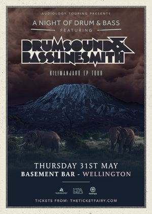 Drumsound & Bassline Smith (Wellington)