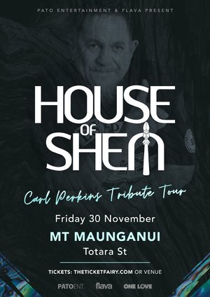 House Of Shem - Mt Maunganui