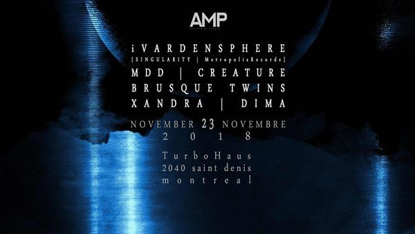 Ivardensphere Mdd BrusqueTwins Creature etc [AMP prod]