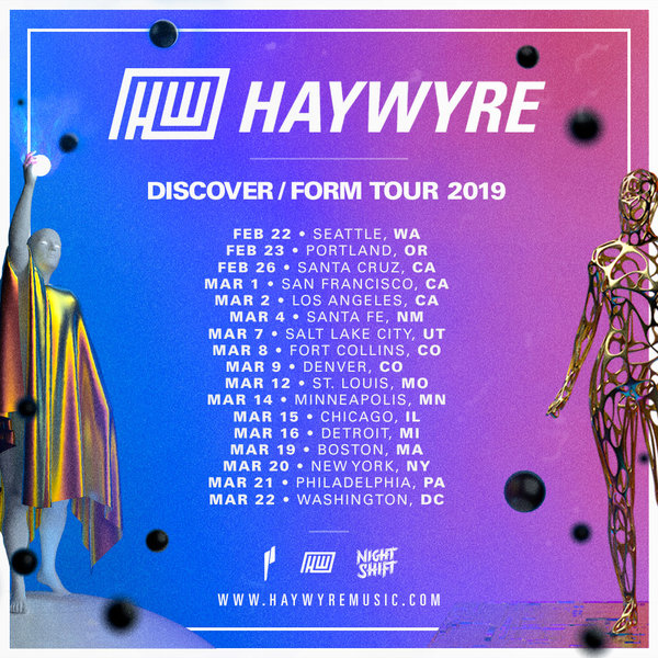 HAYWYRE - Denver, CO - 03/09